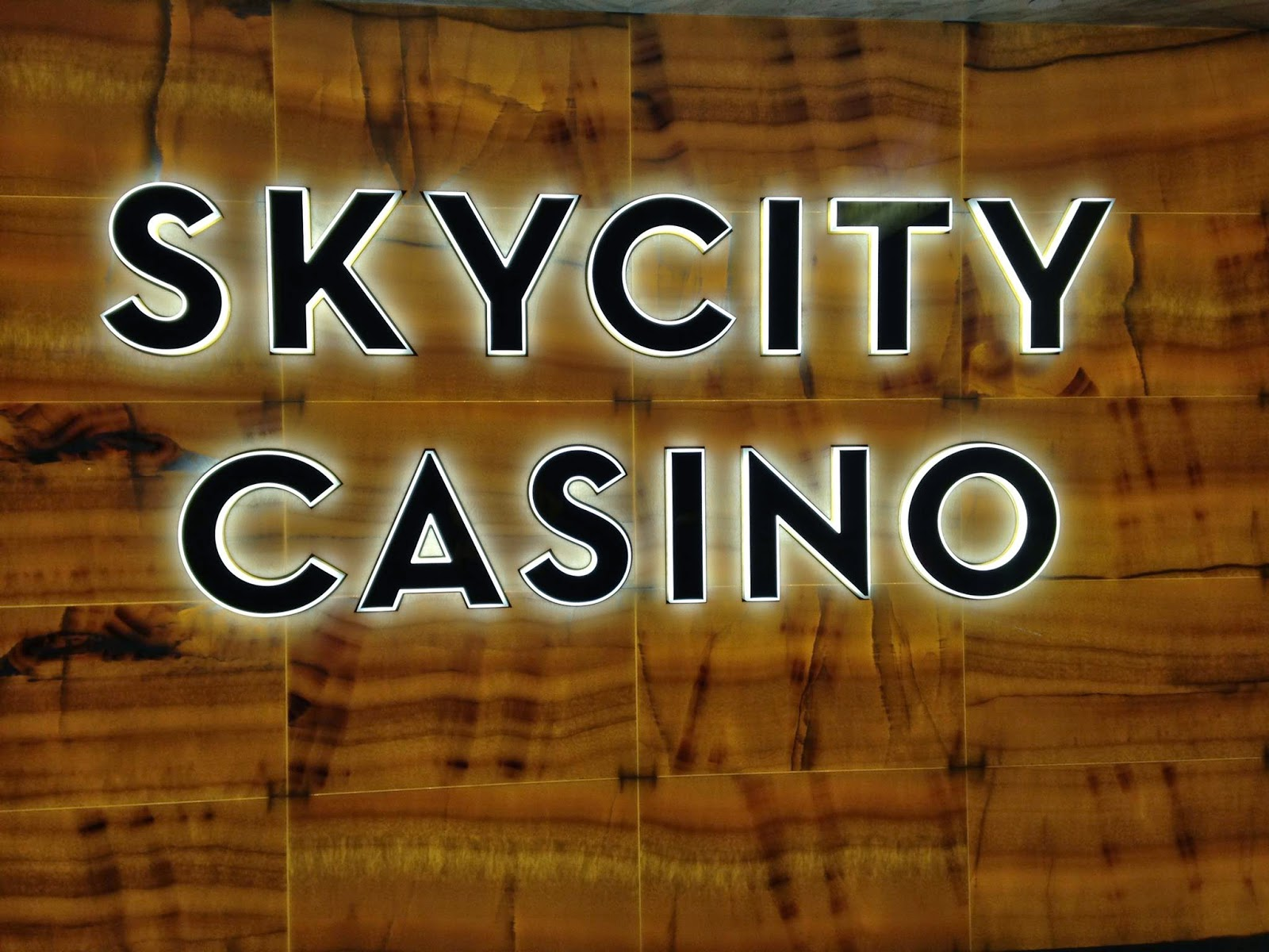 Sky City Wharf Casino